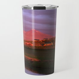 Midnight Sun II. Travel Mug