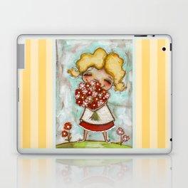 Smells like Spring - by Diane Duda Laptop & iPad Skin