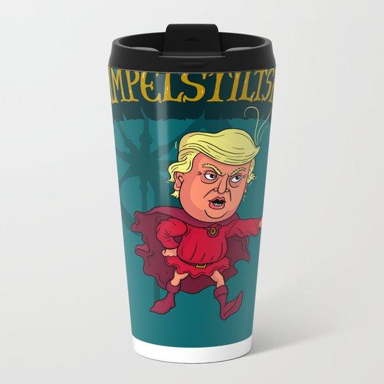 Trumpelstilskin Metal Travel Mug
