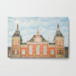 Amsterdam Museum Metal Print