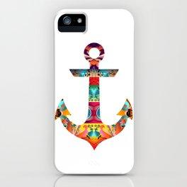 Decorative Anchor iPhone Case