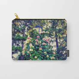 When Flowers Take Over Carry-All Pouch
