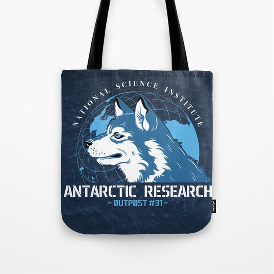 Outpost#31 Tote Bag