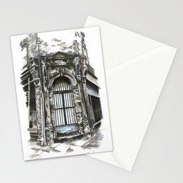 Marys Abbey Doorway Stationery Cards