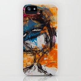 Expresión 09 iPhone Case