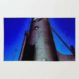 Fremont Rocket, Seattle Rug
