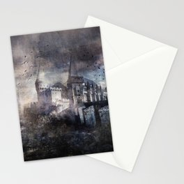 Dracula's Castle Stationery Cards