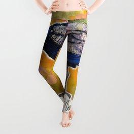 Pavone Leggings