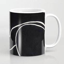 Lined Coffee Mug