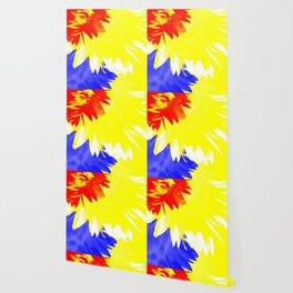 Flora Abstracta Wallpaper