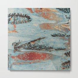 Bark art Metal Print