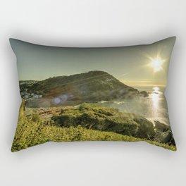 Ilfracombe Refraction Rectangular Pillow