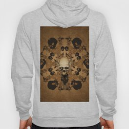 Awesome skull Hoody