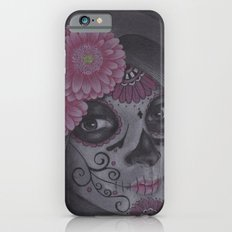 Dia De Los Muertos - Daisy iPhone 6s Slim Case