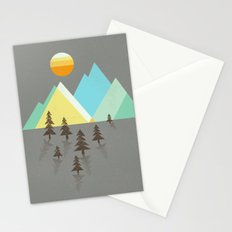 Asphalt Sun Stationery Cards