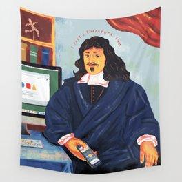 Modern Philosophy Wall Tapestry