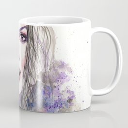 Lost in the Immensity of Cosmos Coffee Mug