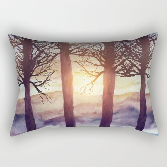 Grateful Love Song Rectangular Pillow