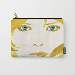 24 Karat Babe Carry-All Pouch