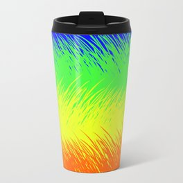 Sketching Rainbows Travel Mug