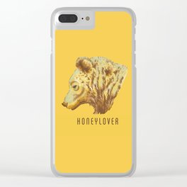 Honeylover Clear iPhone Case