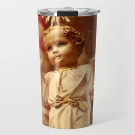 Baby Jesus Travel Mug