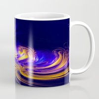 meditation Mugs featuring Meditation by Art-Motiva