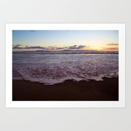 Channel Island Tide Art Print