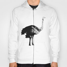 Ostrich (The Living Things Series) Hoody