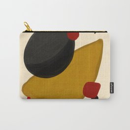 Abstract minimal Carry-All Pouch