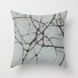 Pressures Throw Pillow