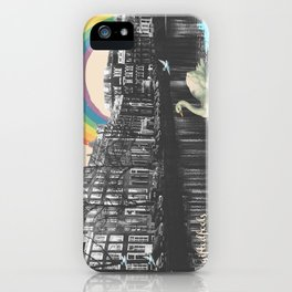 LOVE FROM AMSTERDAM!  iPhone Case