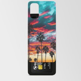 Sunset Android Card Case