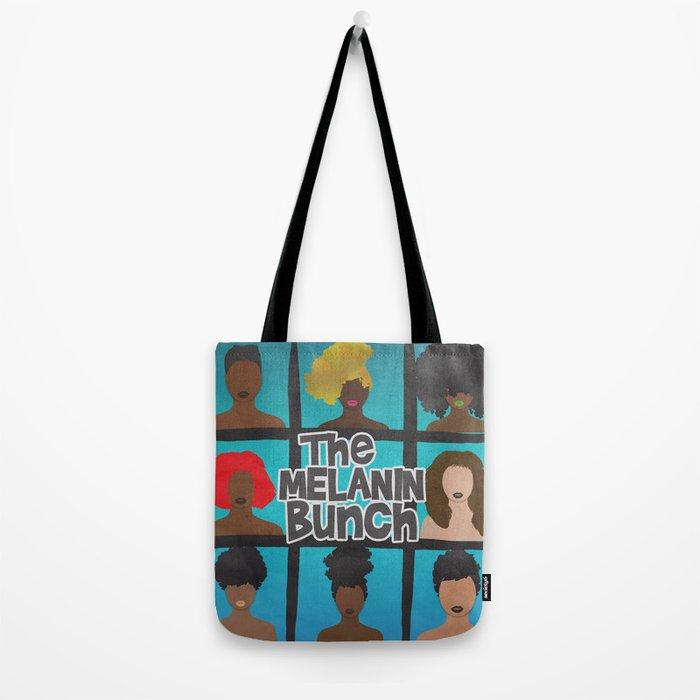 THE MELANIN BUNCH Tote Bag