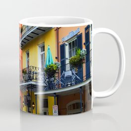 NEW ORLEANS:  LET THE GOOD TIMES ROLL!! Coffee Mug