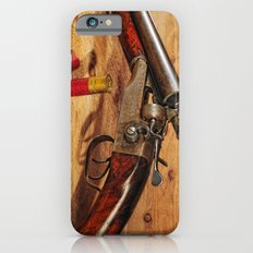 Old Double Barrel Stevens Slim Case iPhone 6s