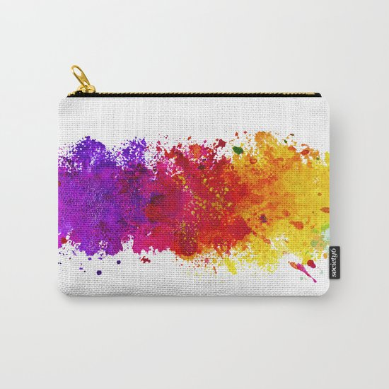 Color me blind Carry-All Pouch