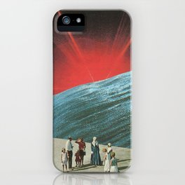Ho-Hum Phenomena iPhone Case