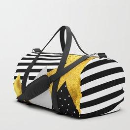 fall abstraction #4 Duffle Bag