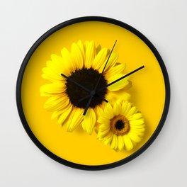 You're a Sunflower Wall Clock