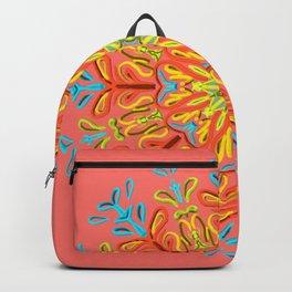 Gracias a la Vida (Coral) Backpack