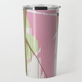 The Pink Ninja Travel Mug