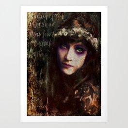 no33 Art Print