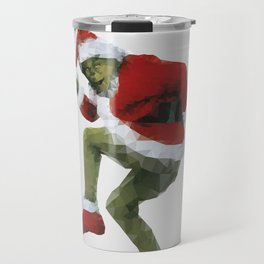Christmas Grinch Travel Mug