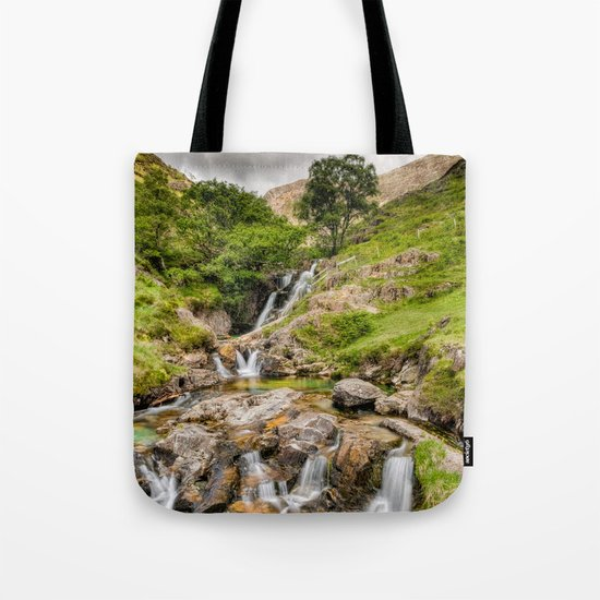 Khyber Pass Tote Bag