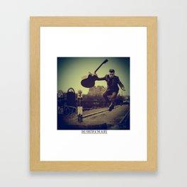 Das Fenster & the Alibis Framed Art Print