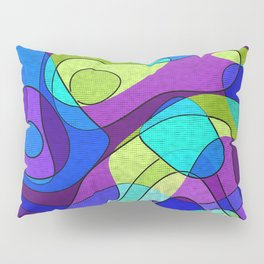 Vivid Dream Pillow Sham