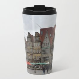 It's a quiet day Travel Mug