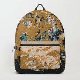 16 x 20 yellow-buff-black-etc Backpack