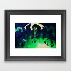 Anzriel Framed Art Print